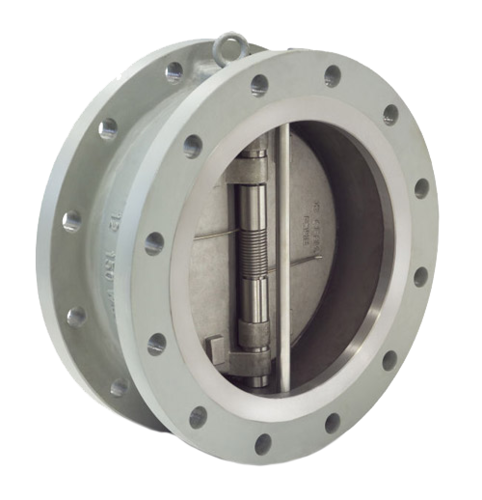 What are various check valve types?