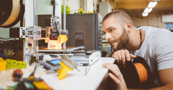 Can we measure the advantages of custom 3D printing for businesses?